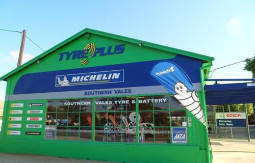 McLaren Vale Tyres & Mechanical image