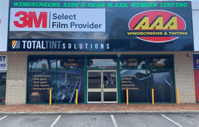 AAA Windscreen and Tinting Cannington image