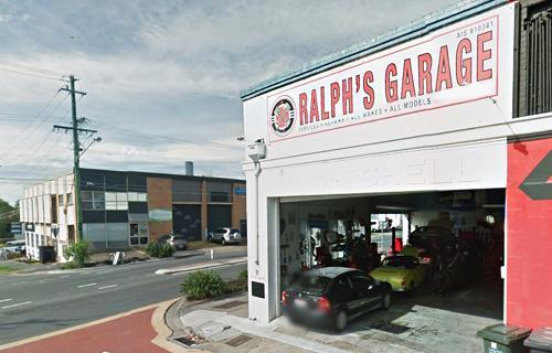 Ralph's Garage image