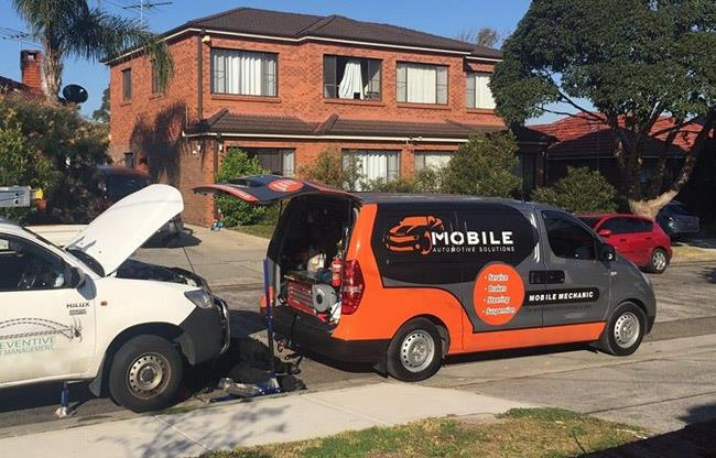 Mobile Automotive Solutions image