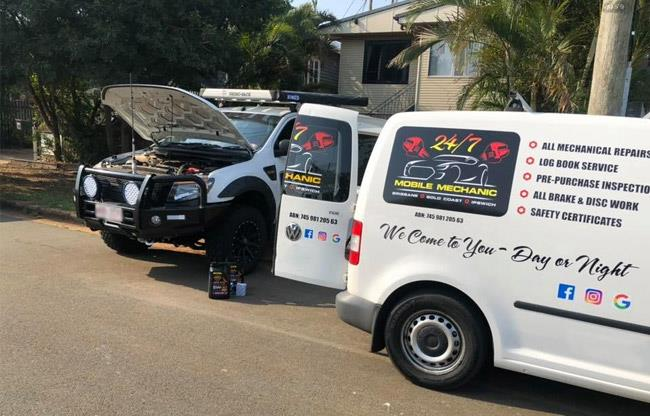 24/7 Mobile Mechanic Brisbane image