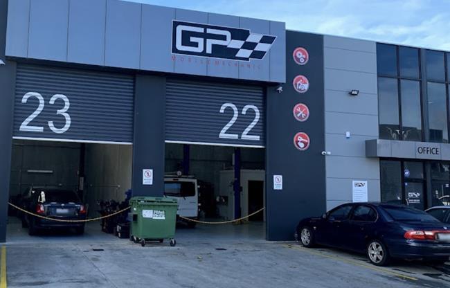 GP Mobile Mechanic image