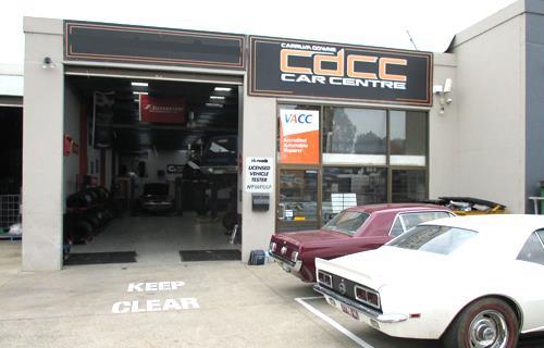 Carrum Downs Car & Tyre Centre image