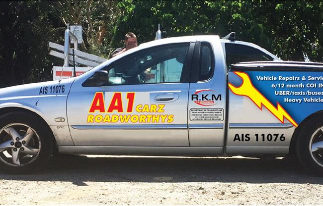 AA1 Carz Roadworthys PTY LTD image