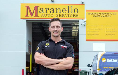 Maranello Auto Services image