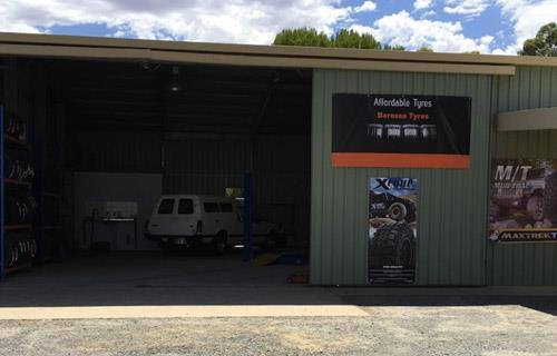 Barossa Valley Tyres image