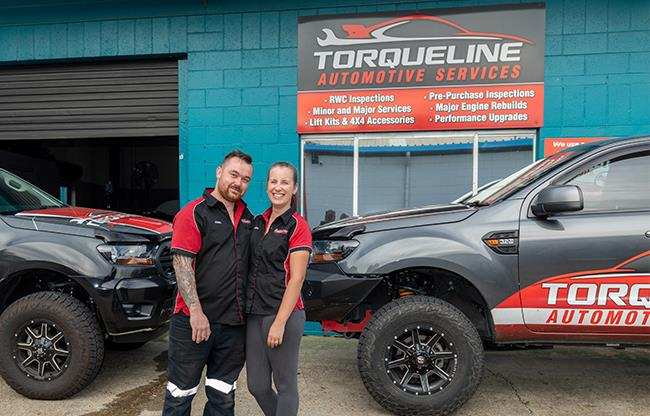 Torqueline Automotive Mobile Service image