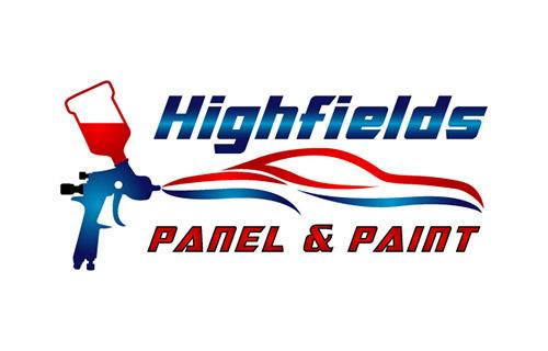 Highfields Panel and Paint image