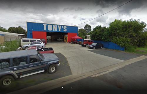 Tony's Workshop image