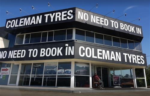 Coleman Tyre Company Wacol image