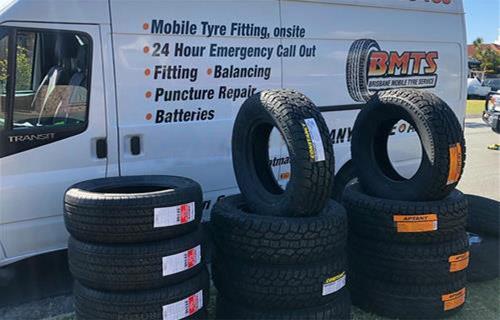 Brisbane Mobile Tyre Service image