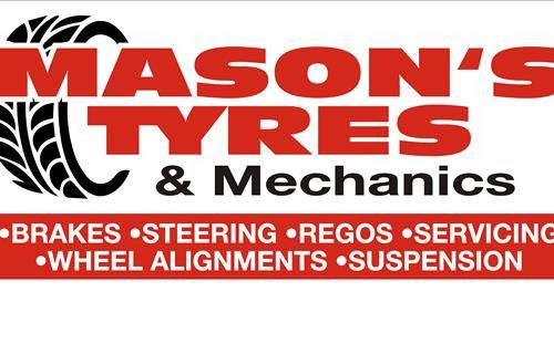 Masons Tyres and Mechanics image