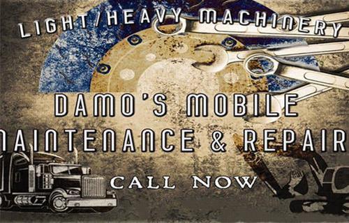 Damo's Mobile Maintenance and Repairs image