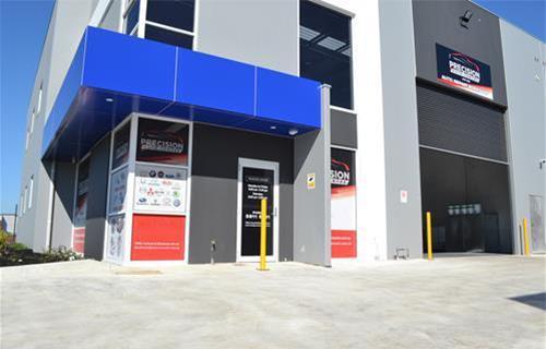 Precision Auto Centre image