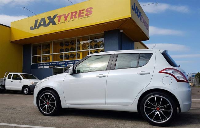 Jax Tyres Capalaba image