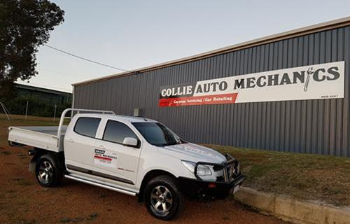 Collie Auto Mechanics image