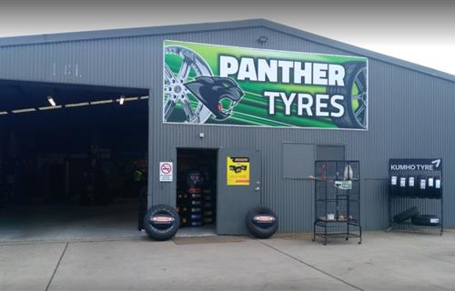 Panther Tyres image