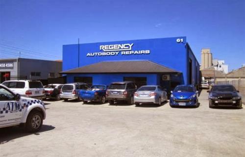 Regency Auto Body Repairs image