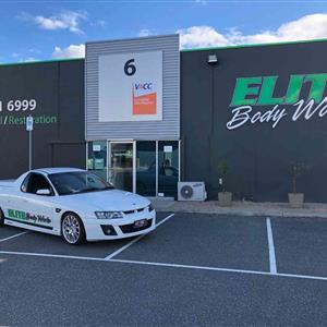 Elite Body Works profile image