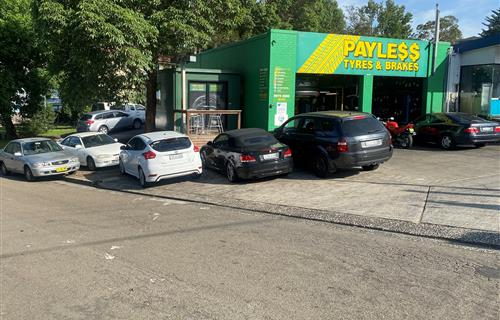 Payless Tyres & Brakes Forestville image