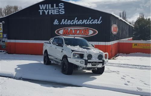 Wills Tyres and Mechanical image