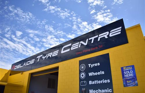 Adelaide Tyre Centre image