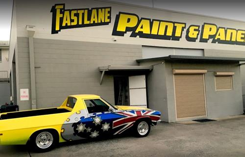 Fastlane Paint & Panel image