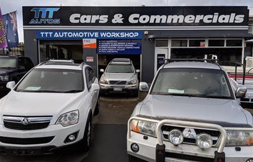 TTT Autos image