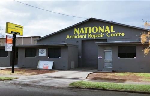 National Accident Repair image