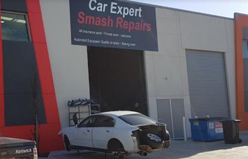 Car Expert Smash Repairs image