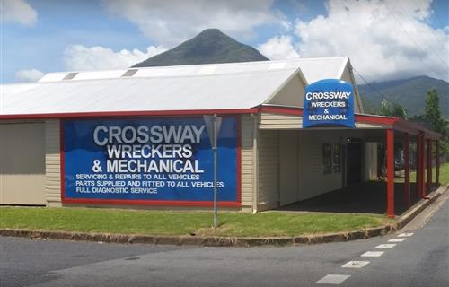 Crossway Wreckers and Mechanical image