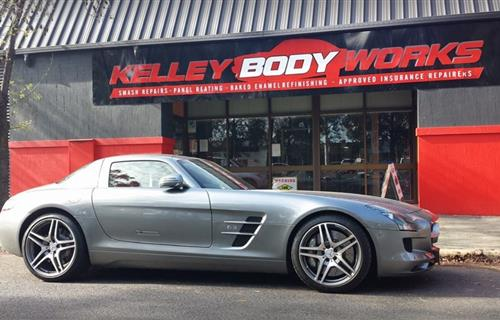 Kelley Body Works image
