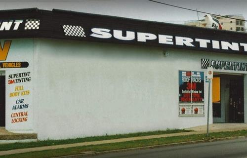 SuperTint Automotive Aftermarket Specialist image