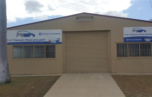 Dawson Panel and Paint Townsville image