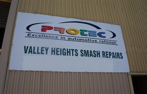 Valley Heights Smash Repairs image