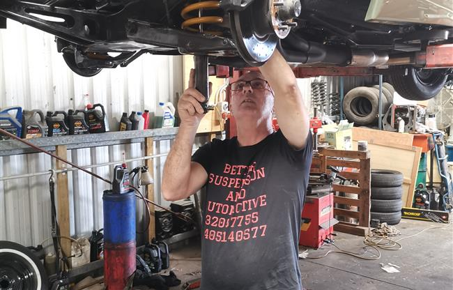 Better Suspension & Automotive image
