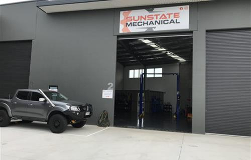 Sunstate Mechanical image