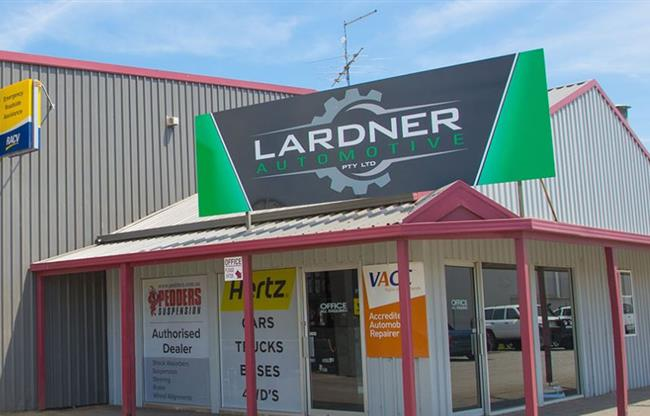 Lardner Automotive image