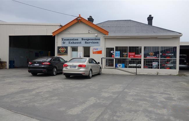 Tasmanian Suspension & Exhaust Services (Carline Hobart) image