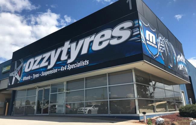 Ozzy Tyres Laverton North image