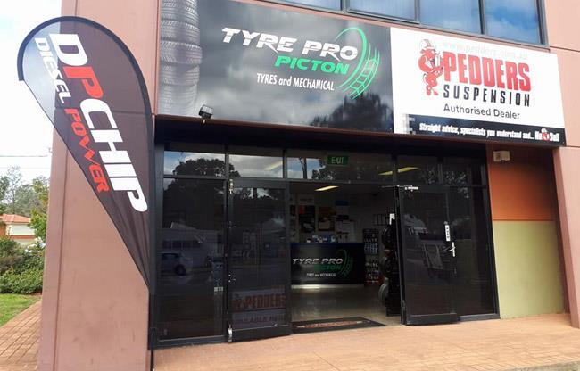 Tyre Pro Picton image