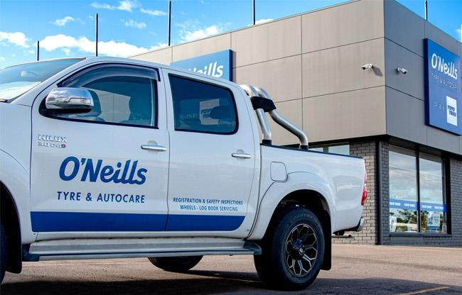 O'Neills Tyre & Autocare Gateshead image