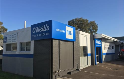 O'Neills Tyre & Autocare Belmont image