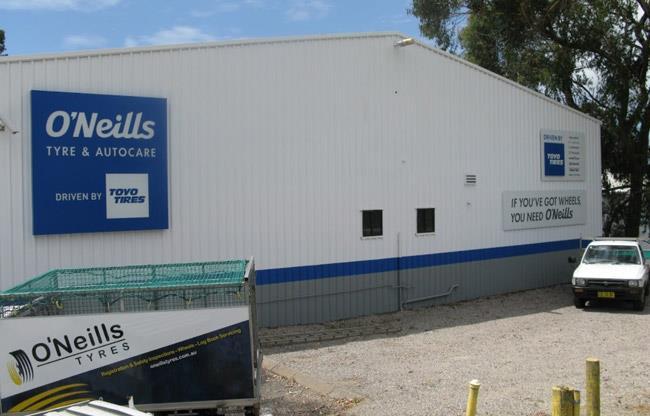 O'Neills Tyre & Autocare Warners Bay image