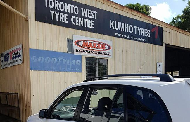Toronto West Tyre Centre image