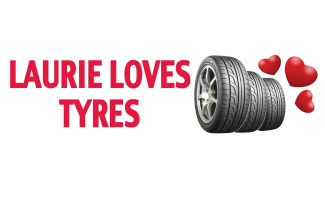 Laurie Loves Tyres image