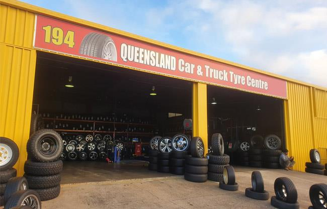 Queensland Car & Truck Tyre Centre image
