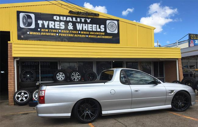 Quality Tyres and Wheels image