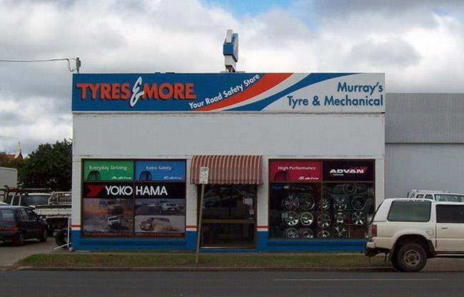 Murray's Tyres & More image