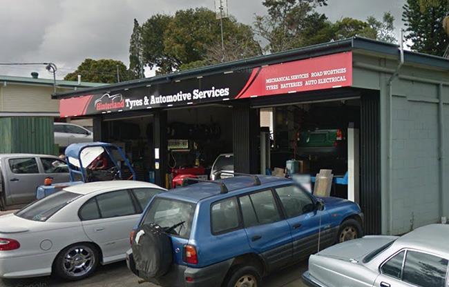 Hinterland Tyres & Automotive Services image